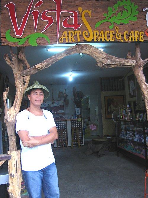 Bernard Vista, Filipino Artist